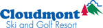 [Cloudmont Ski & Golf Resort Logo]