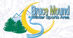 [Bruce Mound Winter Sports Area Logo]
