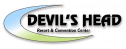 [Devils Head Resort Logo]