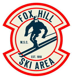 [Fox Hill Ski Area Logo]