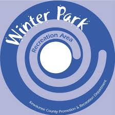 [Kewaunee County Winter Park Ski Hill Logo]