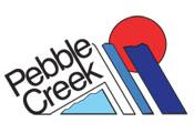 [Pebble Creek Logo]