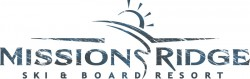 [Mission Ridge Ski Area Logo]